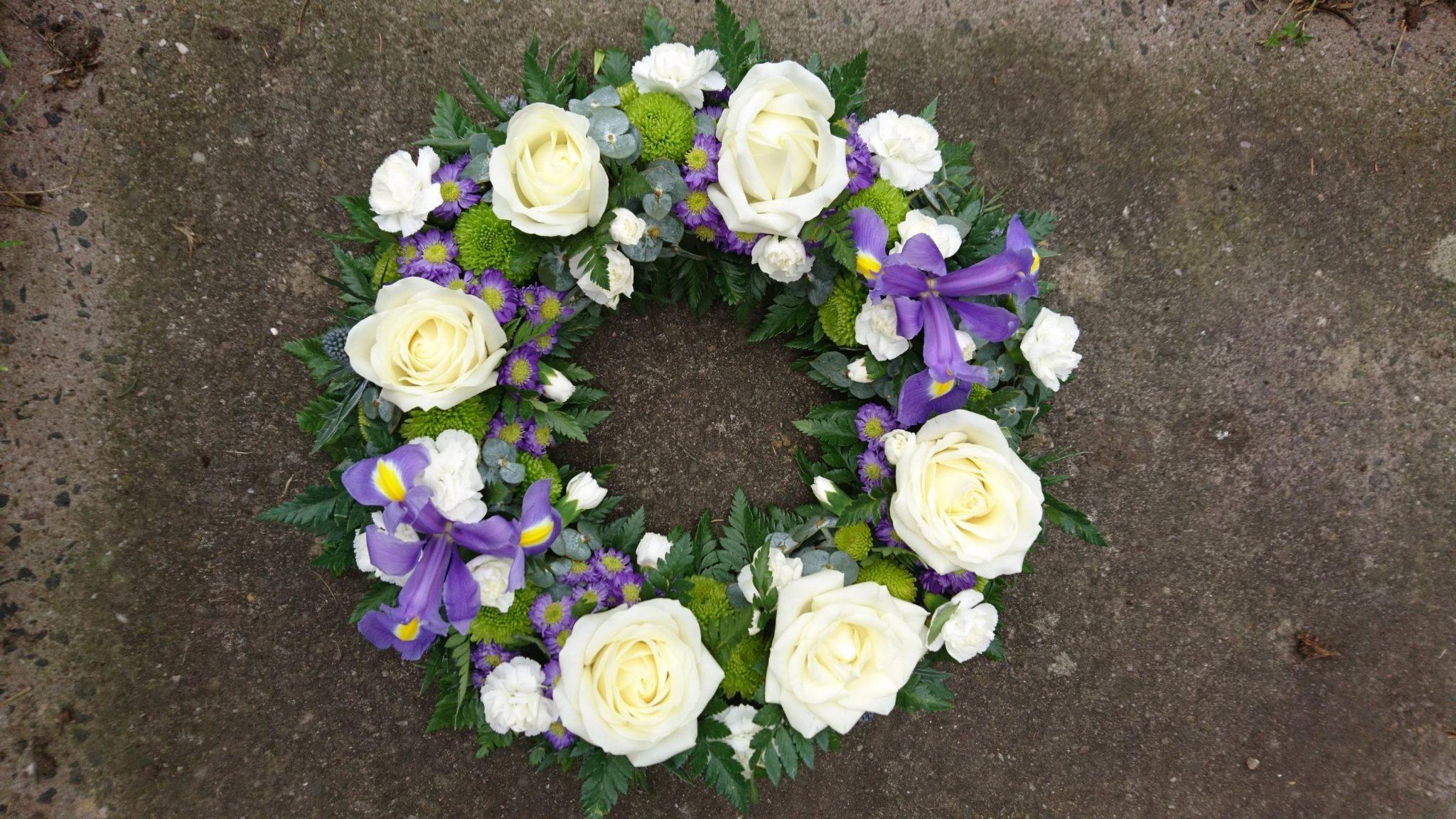 Sympathy Funeral Flowers Birmingham Ash Tree Floral Designs